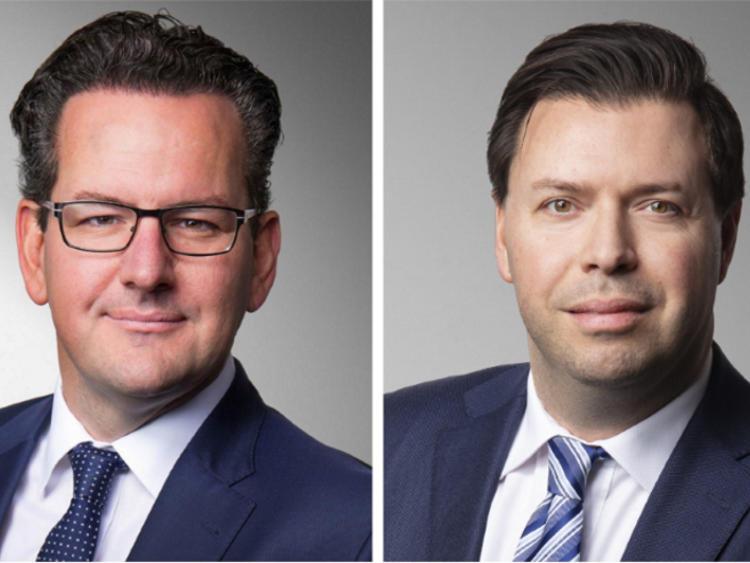 Welti Michael und Bauer Christian REYL