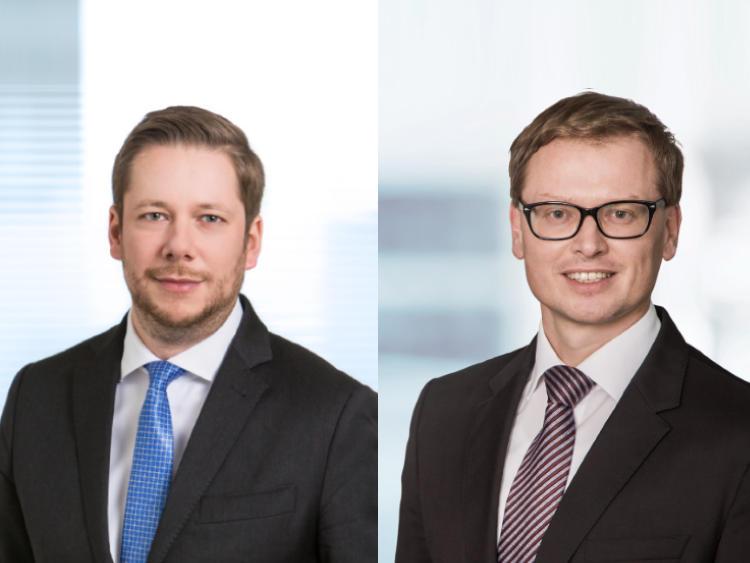 Freyer Nicolas und Schönstedt Leif Union Investment Institutional